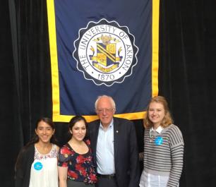 University of Akron College Democrats