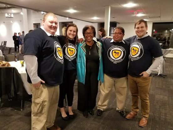 University of Toledo College Democrats
