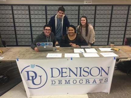 Denison University College Democrats